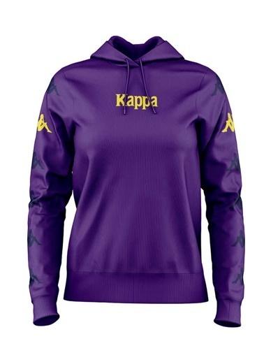 Kappa Sweatshirt Mor